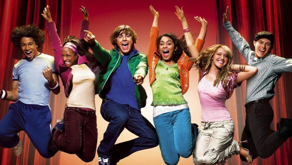 El reparto de 'High School Musical'