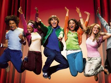 El reparto de 'High School Musical'