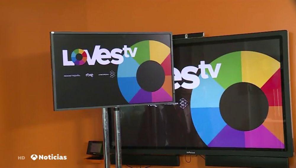 La plataforma LOVEStv arranca sus emisiones de forma oficial