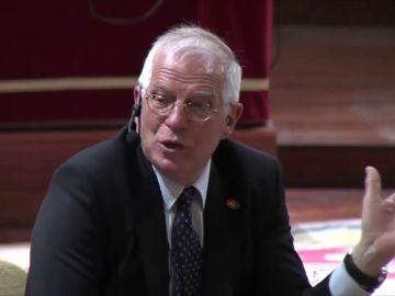 """Borrell, sobre Estados Unidos: """"Nacieron prácticamente sin historia, lo único que habían hecho era matar a cuatro indios"""""""