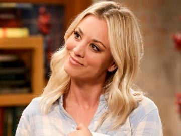 Kaley Cuoco es Penny en 'Big Bang'