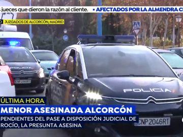 El padre, Guardia Civil, de la presunta asesina de una joven en Alcorcón ayudó a que detuvieran a su hija