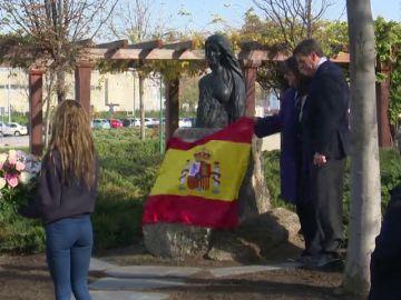 Pozuelo ha inaugurado una plaza en honor a Diana Quer