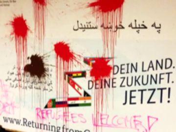 Alemania ofrece 2.200 euros a los refugiados que se vayan