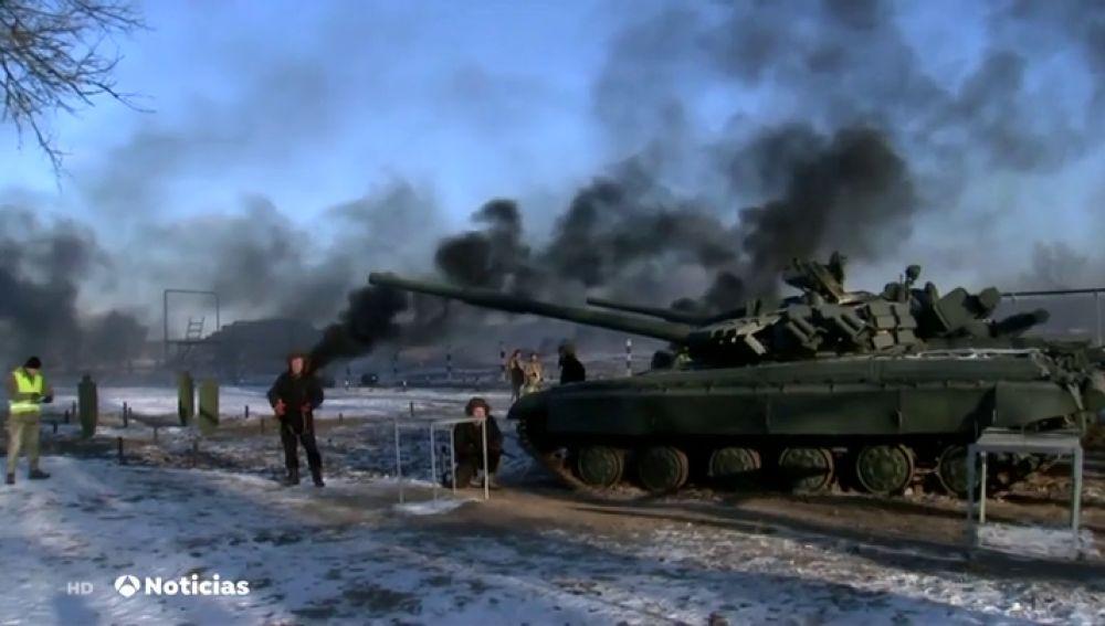 Putin defiende el uso de la fuerza  contra los buques de la Armada ucraniana en el mar Negro antes de reunirse con Trump