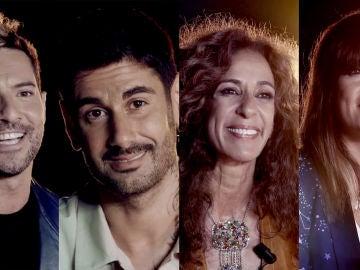 Los coaches cantan su tema perfecto para triunfar en 'La Voz Kids'