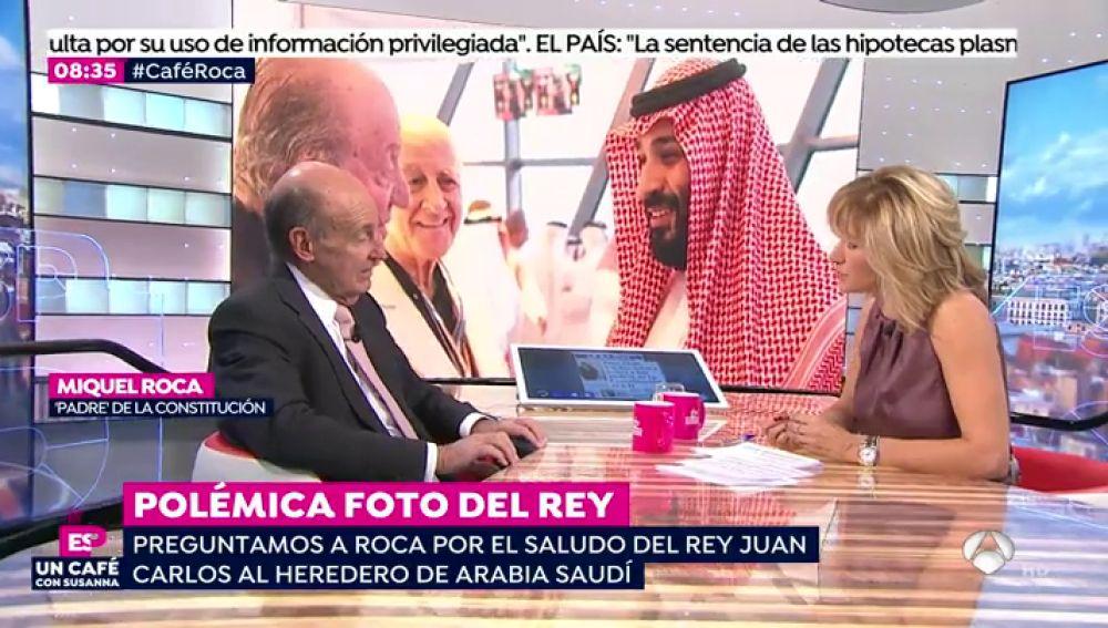 Entrevista Miquel Roca.