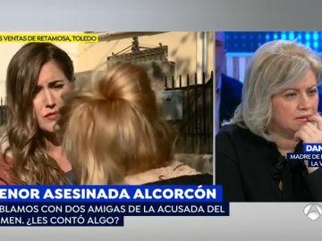 """Amigas de Rocío, la presunta asesina de Alcorcón: """"Nos dijo que iba a matar a Denisa, pero no pensábamos que iba a ser capaz de hacerlo"""""""