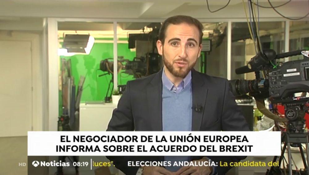 El negociador europeo del 'brexit' comparece para explicar el pacto con Londres