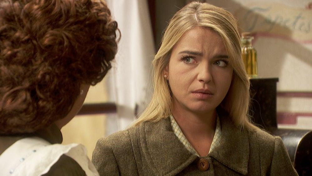 Dolores, más cerca de descubrir el secreto de Antolina