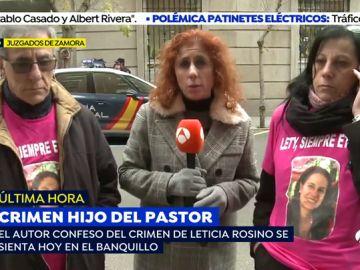"""La familia de Leticia Rosino, violada y asesinada por un menor, indignada con la justicia: """"Será libre con 24 años y estará listo para cometer otro asesinato porque es un psicópata, un brutal asesino"""""""
