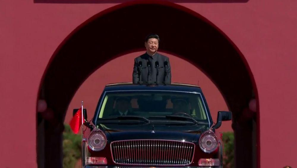 La era de Xi Jinping