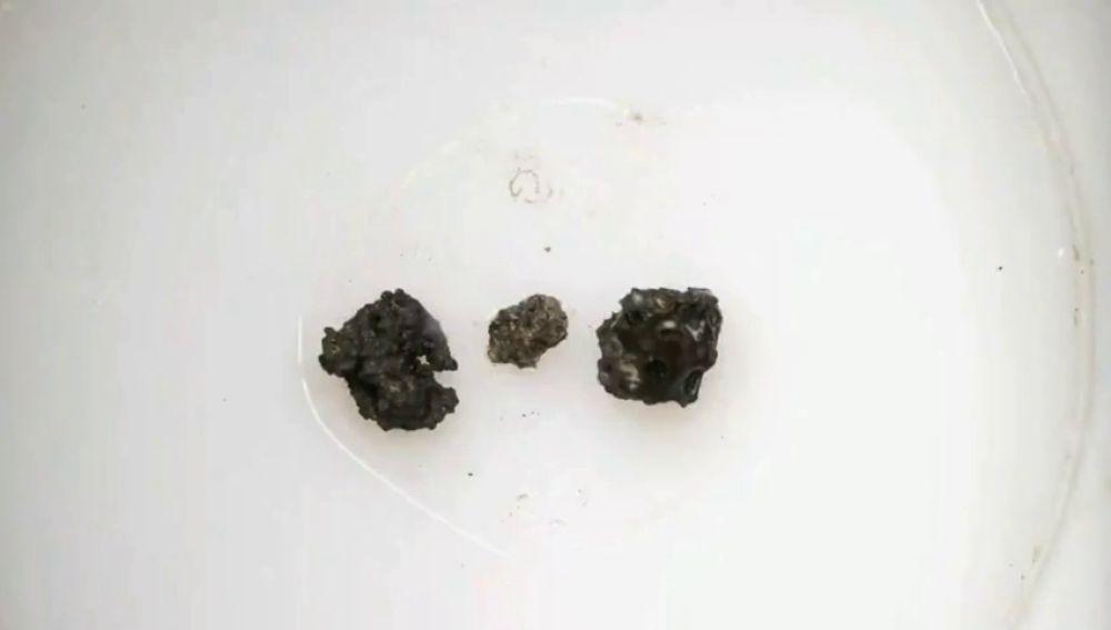 Sotheby's subasta tres fragmentos de la luna