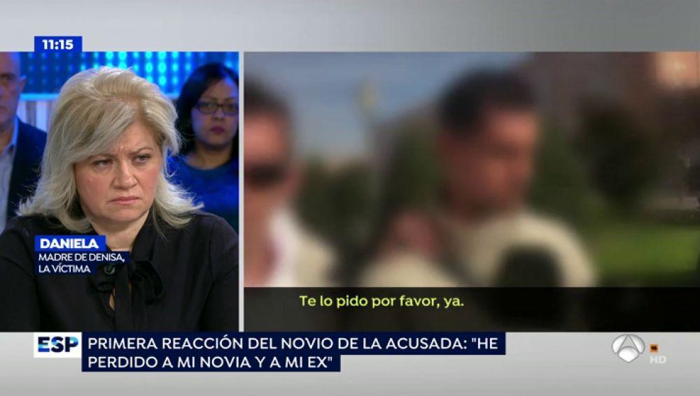 """El novio de Rocío, la presunta asesina de Alcorcón, podría ser su cómplice: """"¡Estoy en shock! Rocío estaba embarazada de mí, pero abortó de forma natural"""""""