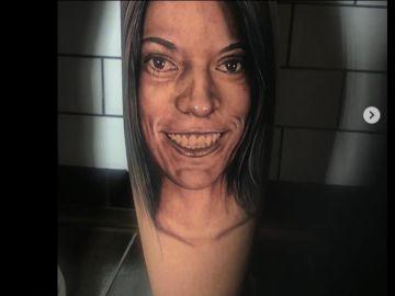 Tatuaje Valeria Quer