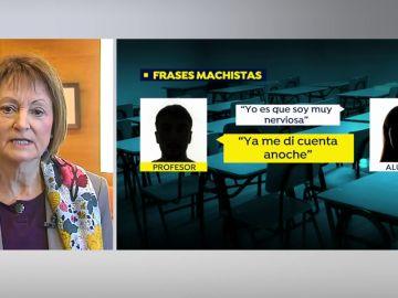 """""""Normal que estornudes, anoche ibas muy fresca"""": la vicerrectora de la Universidad de Valencia denuncia los comentarios machistas de un profesor"""