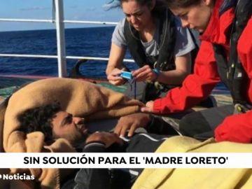 Se complica la situación en el 'Madre Loreto'