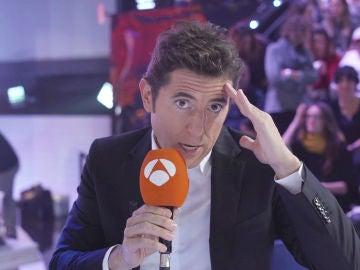 """Manel Fuentes nos adelanta lo mejor de la décima gala: """"Hoy va a ser espectacular"""""""