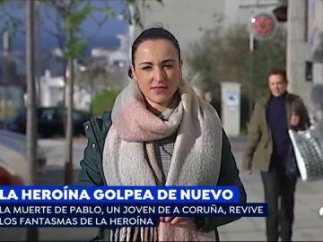 La heroína vuelve a Galicia.