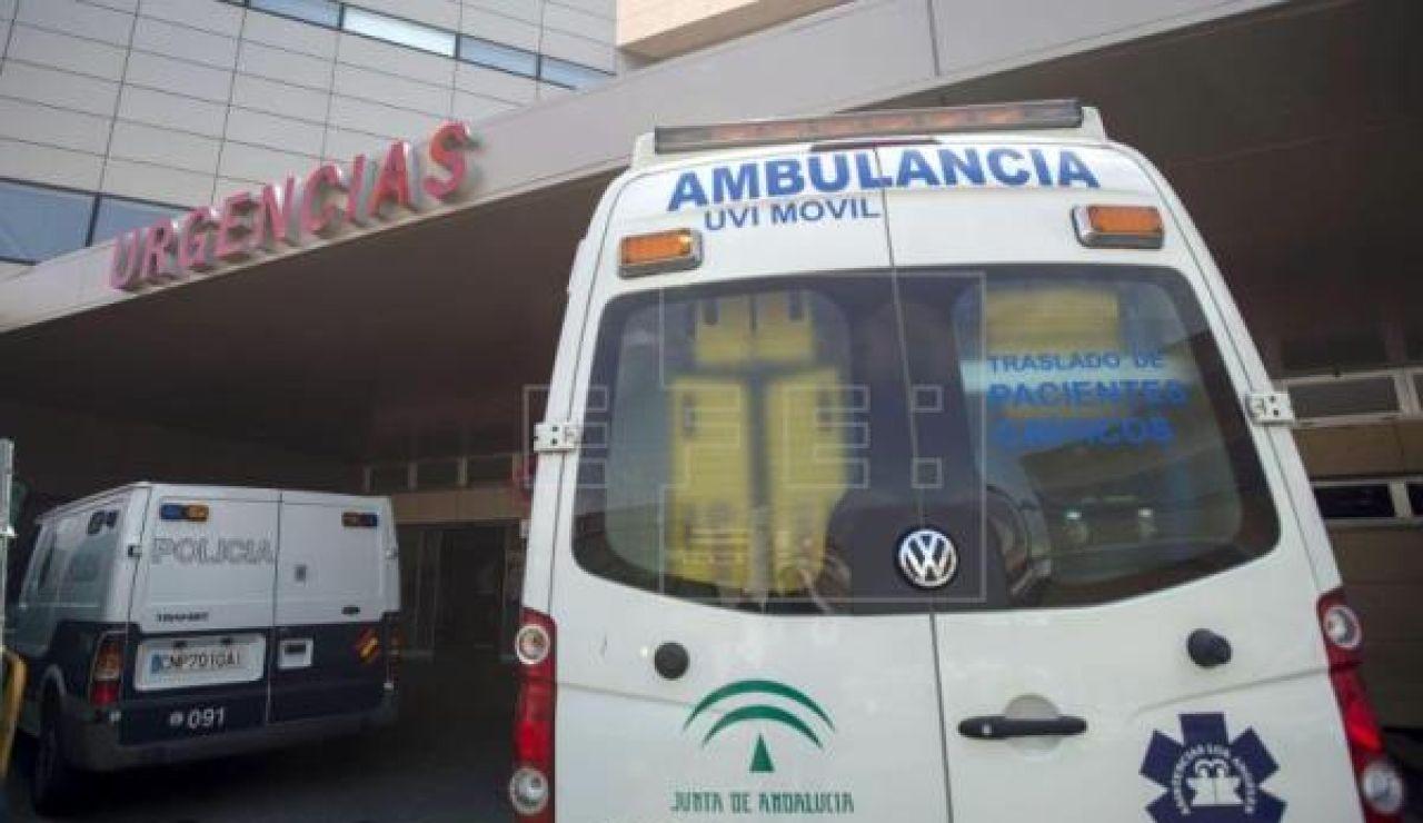 Ambulancia Jaén (Archivo)