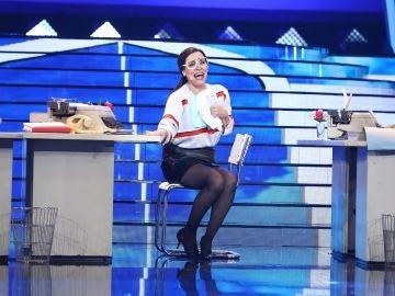 Actuación Anabel Alonso Daniela Romo