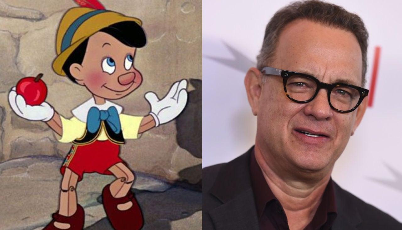 Tom Hanks podría ser Gepetto en 'Pinocho'