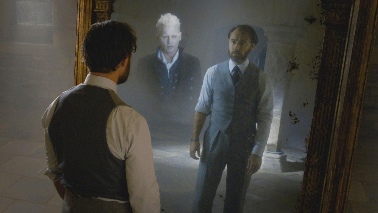 El brutal salto temporal en 'Animales Fantásticos 3' que nos llevaría al enfrentamiento final entre Dumbledore y Grindelwald