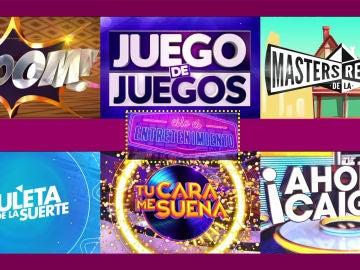 Antena 3, entretenimiento a lo grande