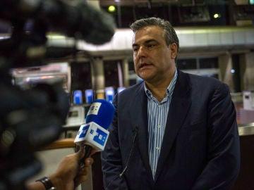El embajador español en Caracas, Jesús Silva Fernández