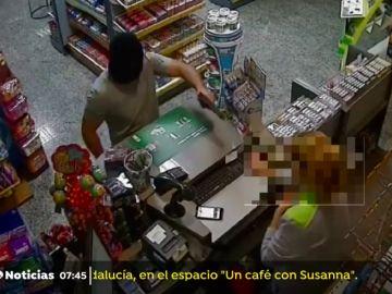 La Guardia Civil de Granada detiene a los presuntos autores de cuatro hurtos con violencia en tres gasolineras de Granada