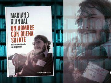 Las recomendaciones literarias de 'Espejo Público': 'Un hombre con buena suerte' y 'Sempiterno'