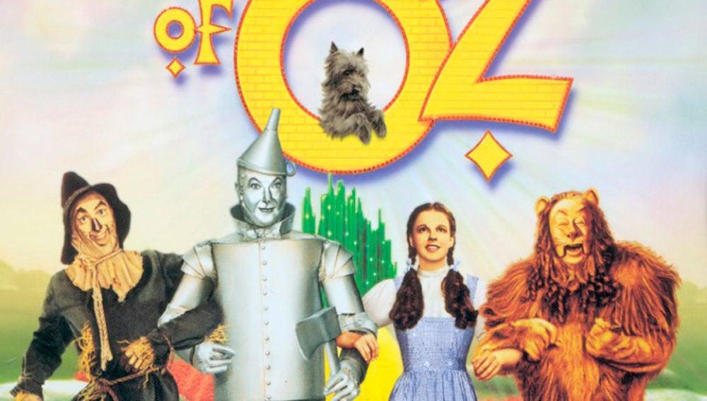Cartel original de la película Mago de Oz