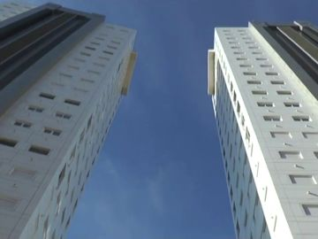 La Generalitat derribará dos rascacielos de Benidorm