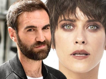La indescriptible mirada de Jon Plazaola a María León en su reencuentro para rodar la nueva temporada de 'Allí abajo'