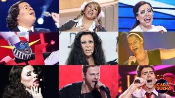 ¡Vota por la mejor actuación de la décima gala de 'Tu cara me suena'!
