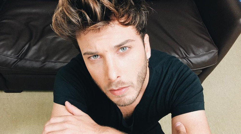 Blas Cantó, ganador de la quinta edición de 'Tu cara me suena'