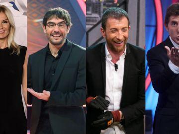 Líderes de audiencia en Noviembre