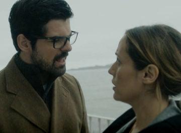"Jon Arístegui se dirige a Elena en tono amenazante: ""¿Cuándo vas a dejar de tenerme miedo?"""