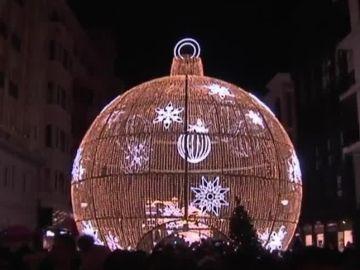 Bola de Navidad de Valladolid