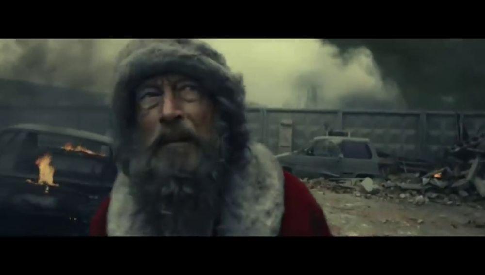 El sobrecogedor anuncio de Navidad de la Cruz Roja que recuerda que no todos disfrutan de la familia y los regalos