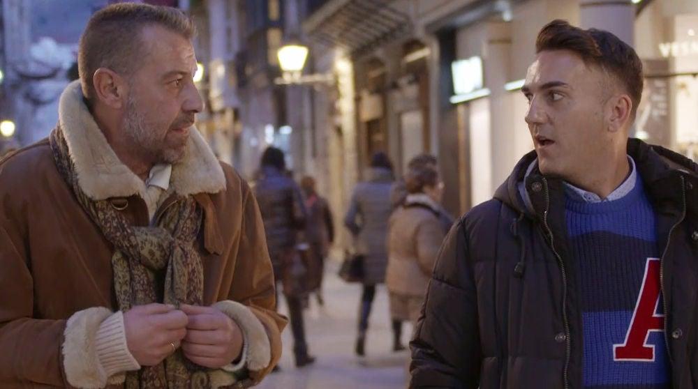 Las ansias de Jesús por saber la pedida de mano de Roberto acaba en una irrespetuosa discusión