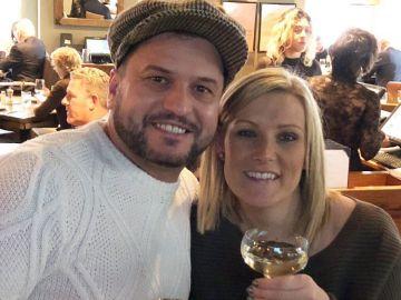La pareja que perdió el anillo en Times Square