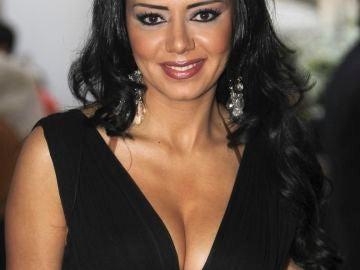 La actriz egipcia Rania Youssef