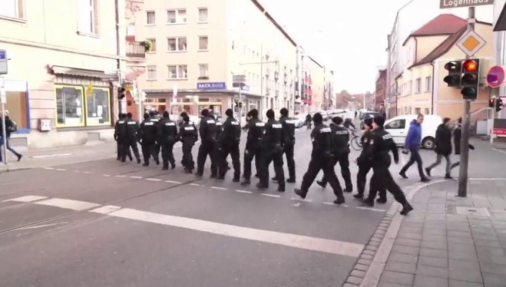 Apuñaladas tres mujeres en la ciudad alemana Nuremberg
