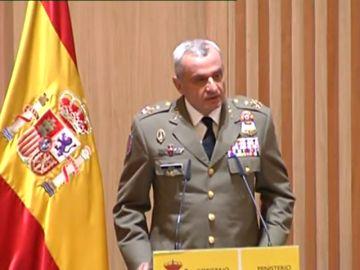 Vox ficha a Fulgencio Coll, exjefe del estado mayor del ejército de Tierra, como candidato al Ayuntamiento de Palma