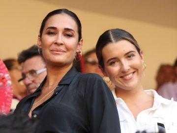 Vicky Martín Berrocal y su hija Alba Díaz