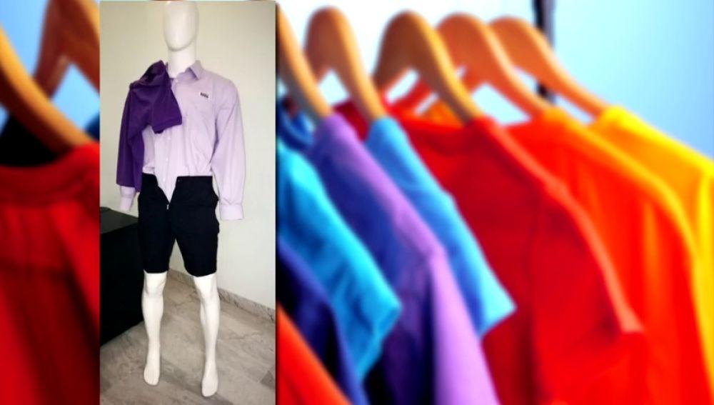 Polémica por los nuevos colores de los uniformes para los conductores de autobuses de Valencia
