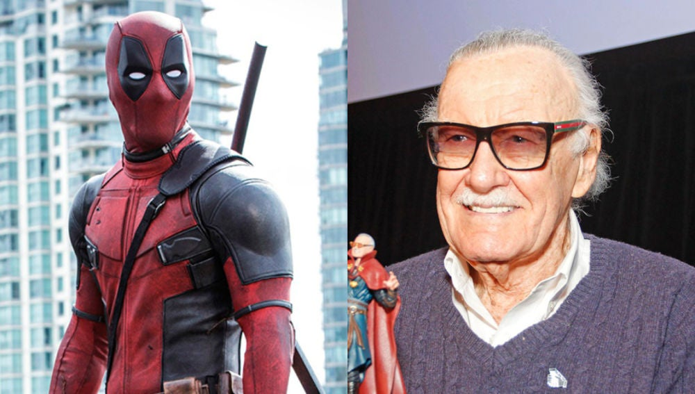 Deadpool y Stan Lee