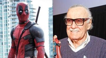 Deadpool y Stan Lee