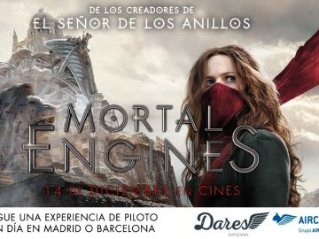 Concurso 'Mortal Engines'